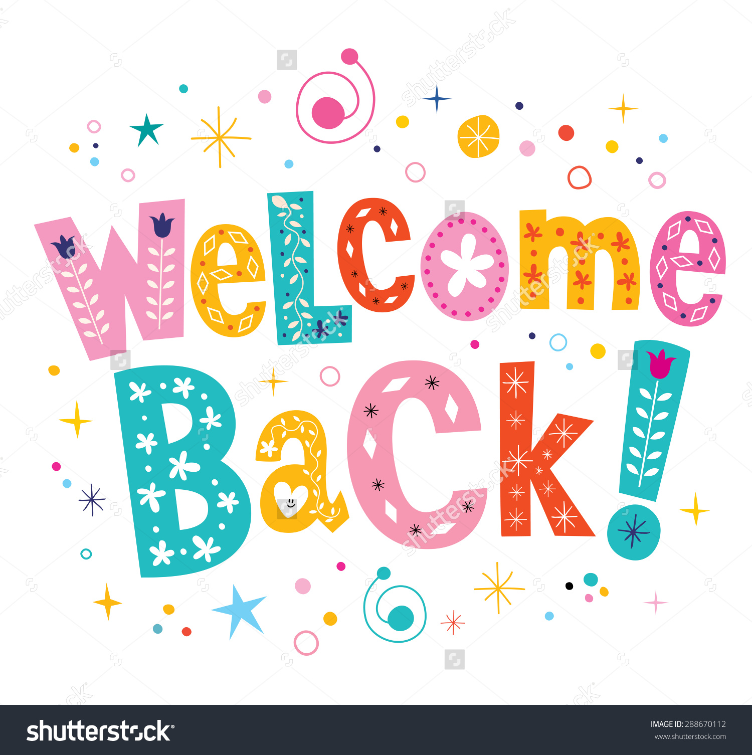 Welcome Back Signs Clipart. Save to a lightbox