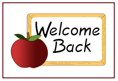 Welcome Back To School Clipart - Gallery-Welcome Back To School Clipart - Gallery-10