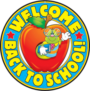 Welcome Back To School Clipart Png