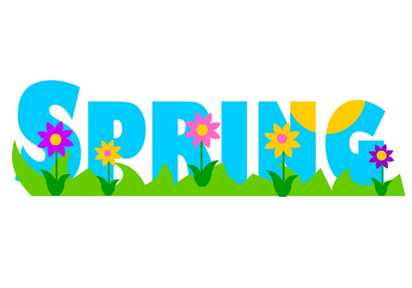 ... Welcome Spring Clip Art ...