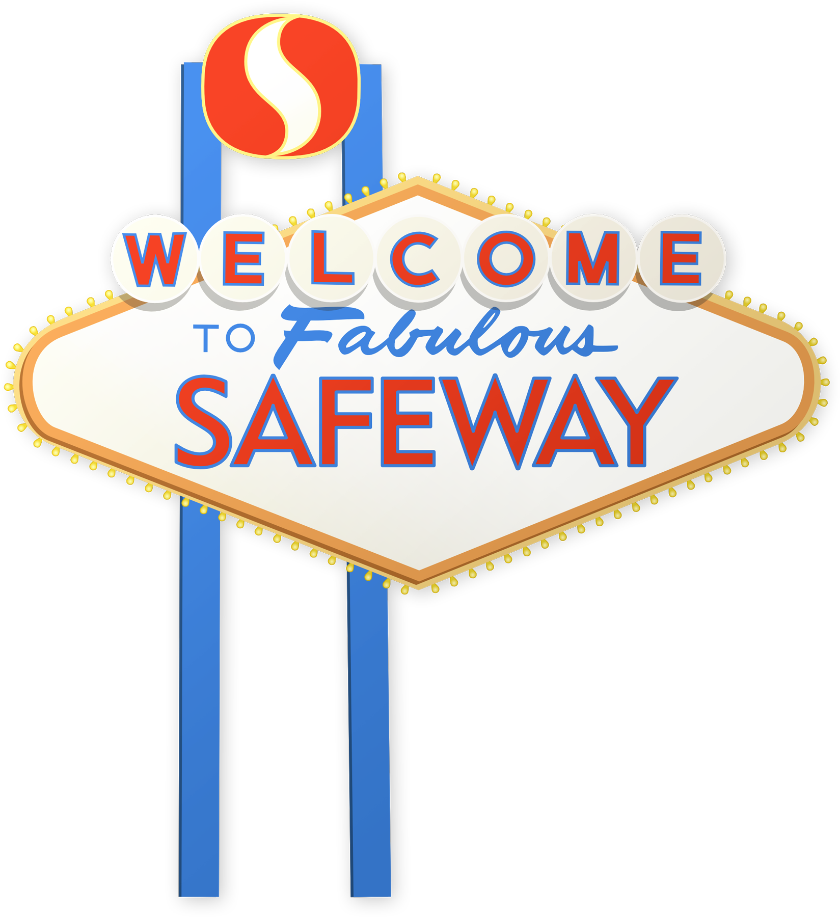 Welcome to las vegas sign clip art 4qglv8