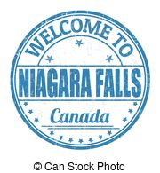 ... Welcome to Niagara Falls stamp - Wel-... Welcome to Niagara Falls stamp - Welcome to Niagara Falls.-14