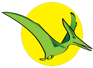 Welcome To Searchpp Com - Pterodactyl Clipart