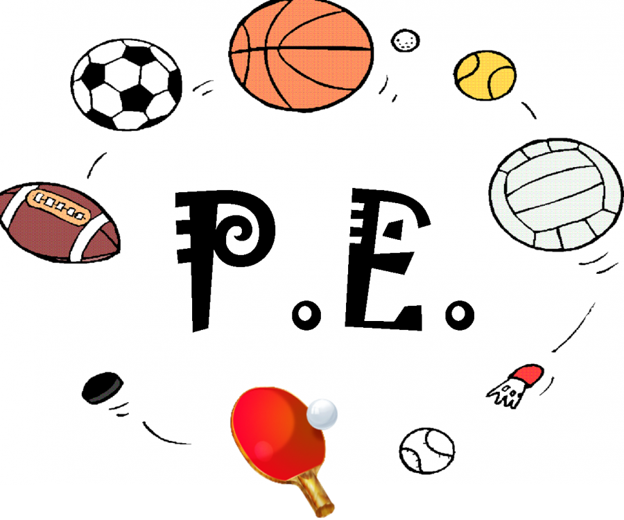 Welcome To The Physical Education Progra-Welcome To The Physical Education Program-3
