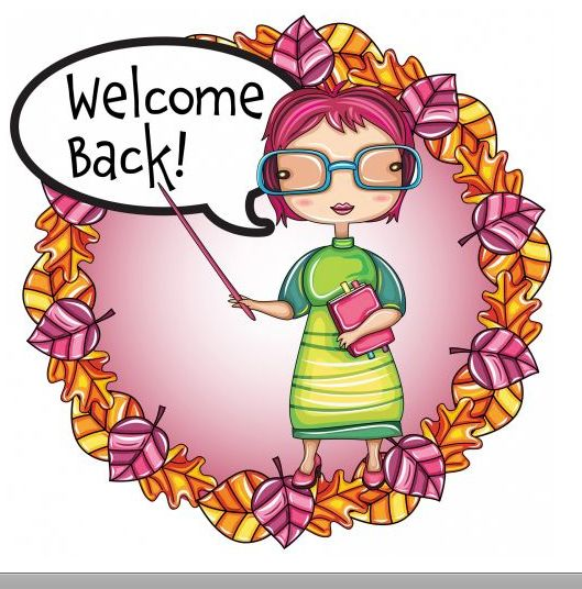 Welcome Work Clipart #1