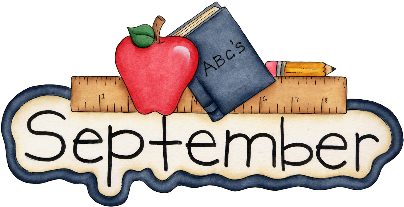Welcoming September And The New School And Office Year Some