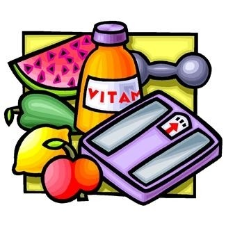 Health and Wellness Clip Art