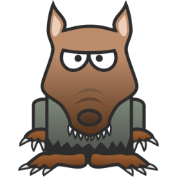Werewolf Clip Art Images Free For Commercial Use