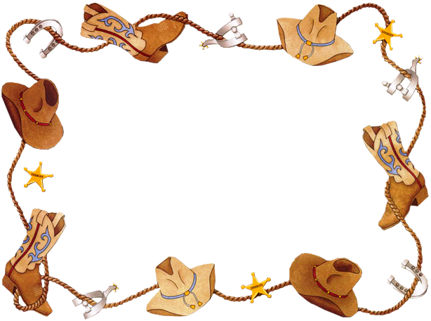 Western Clip Art Borders Free Clipart Panda Free Clipart Images