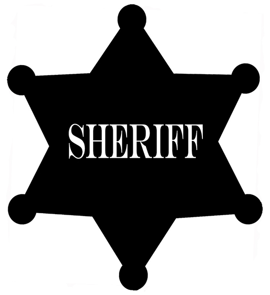 Western Star Clip Art | Clipart library - Free Clipart Images. Star / Sheriff Badges ...