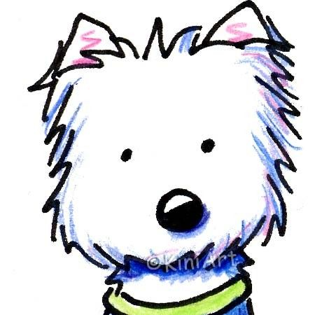 Westie Clipart - Clipartall; 1000  Image-Westie Clipart - clipartall; 1000  images about Puppys | Pets, Clip art  and Westies ...-15