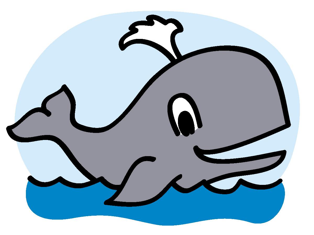 Whale Clip Art