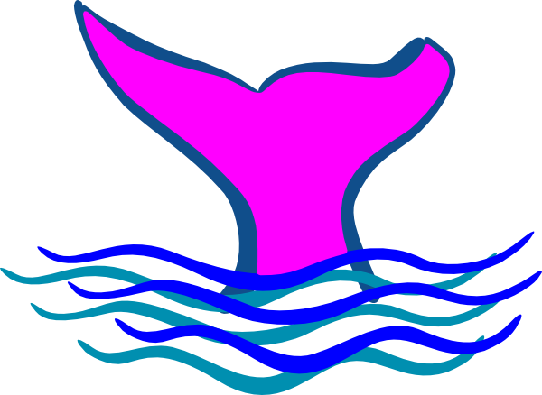 Whale Tail Clip Art At Clker Com Vector -Whale Tail Clip Art At Clker Com Vector Clip Art Online Royalty-6