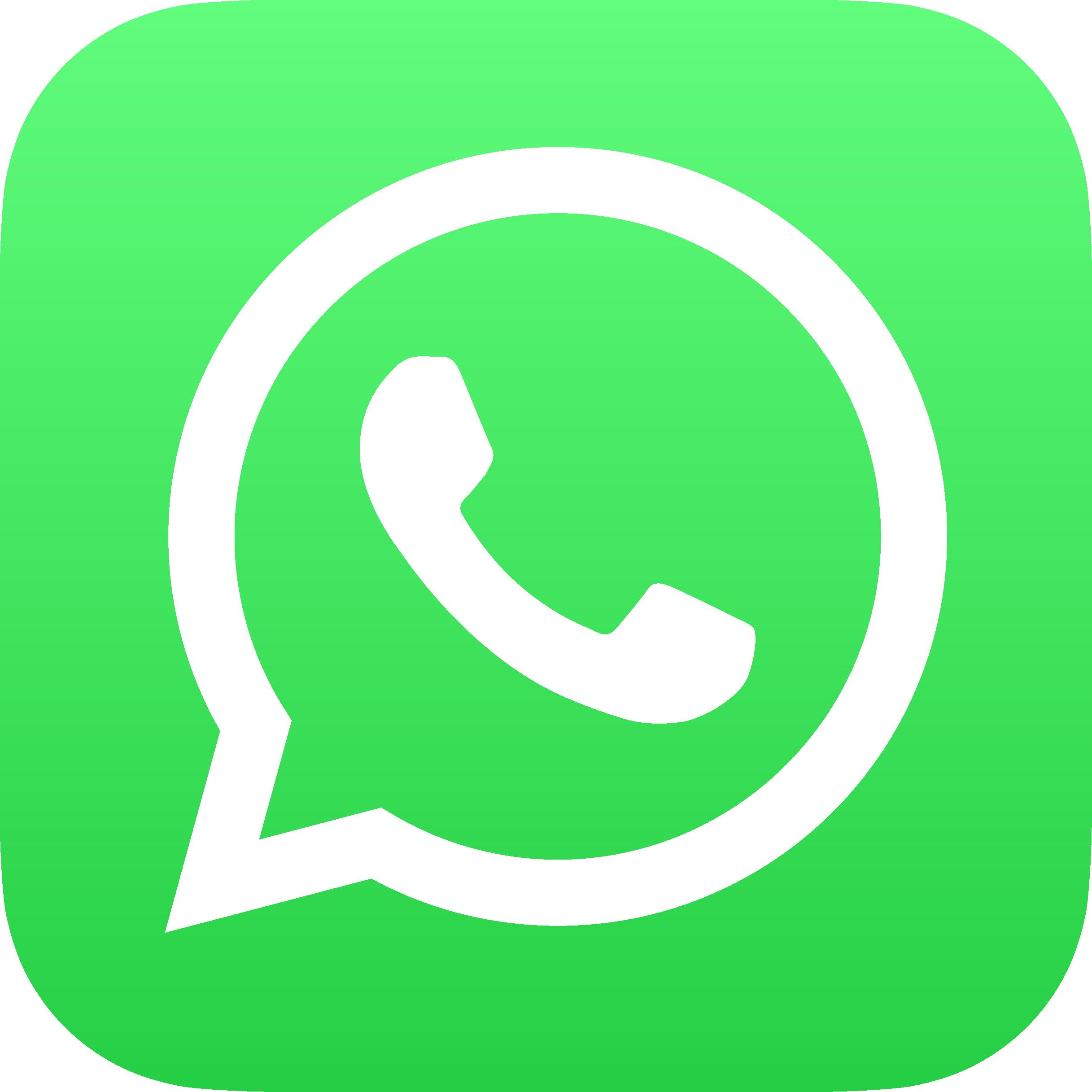 WhatsApp Logo - Whatsapp Clipart
