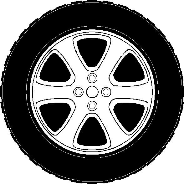 wheel clipart
