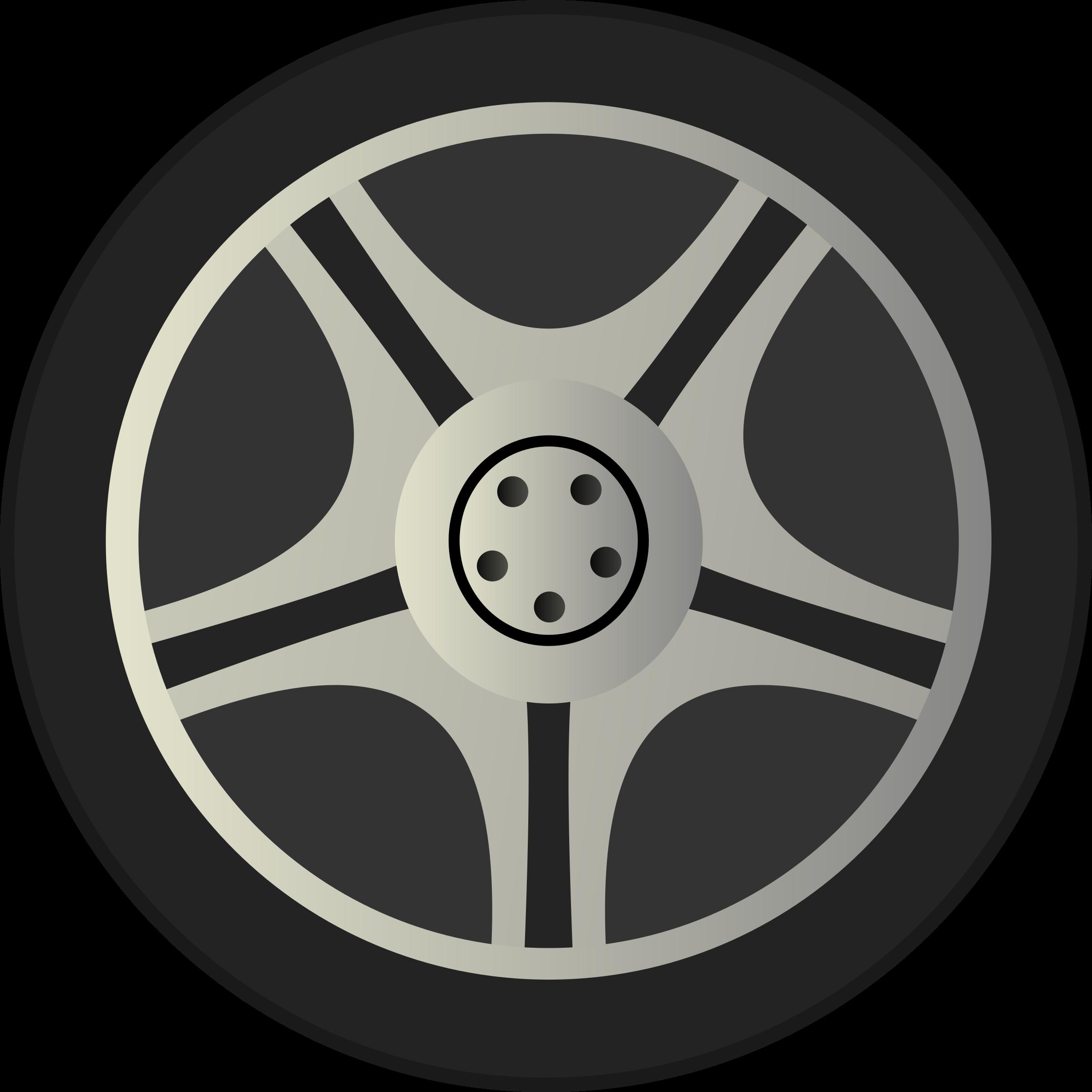 Wheel Clipart-Wheel Clipart-8