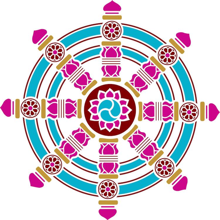 Dharma Wheel-Dharma Wheel-9