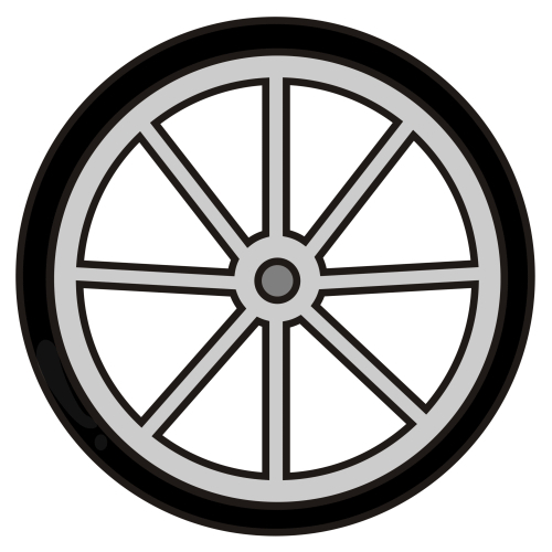Wheel Rim Clipart