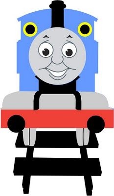 When I was writing the post about the carnival invitations, it reminded me of the invitations I made for my sonu0026#39;s Thomas The Train birthday party.I..