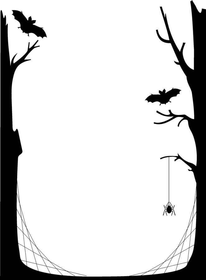 When we started this thing 30 years ago, we had no clue where it would. Halloween Border FreeHalloween Printable ...