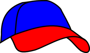 White Baseball Cap Clip Art - Baseball Cap Clip Art
