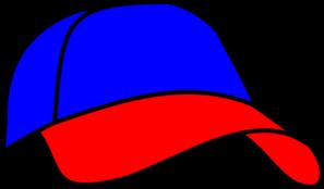 White Baseball Cap Clip Art