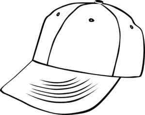 White Baseball Cap Clipart #1-White Baseball Cap Clipart #1-15