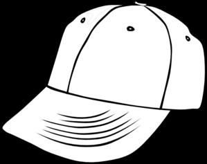White Baseball Cap Clipart #1-White Baseball Cap Clipart #1-11