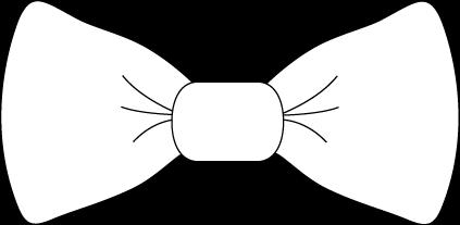 White Bow Tie-White Bow Tie-15