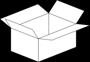 White Box Clip Art