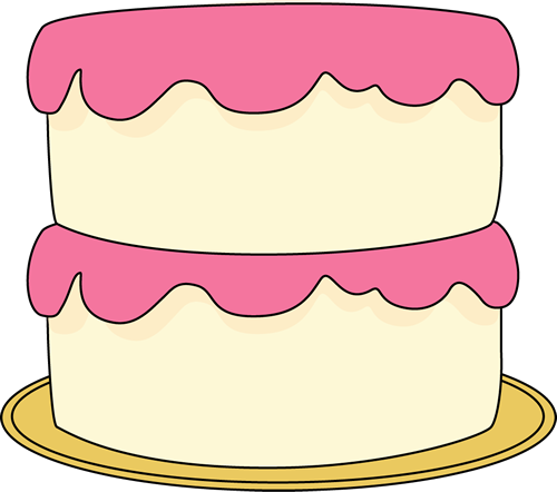 White Cake with Pink Frosting-White Cake with Pink Frosting-17