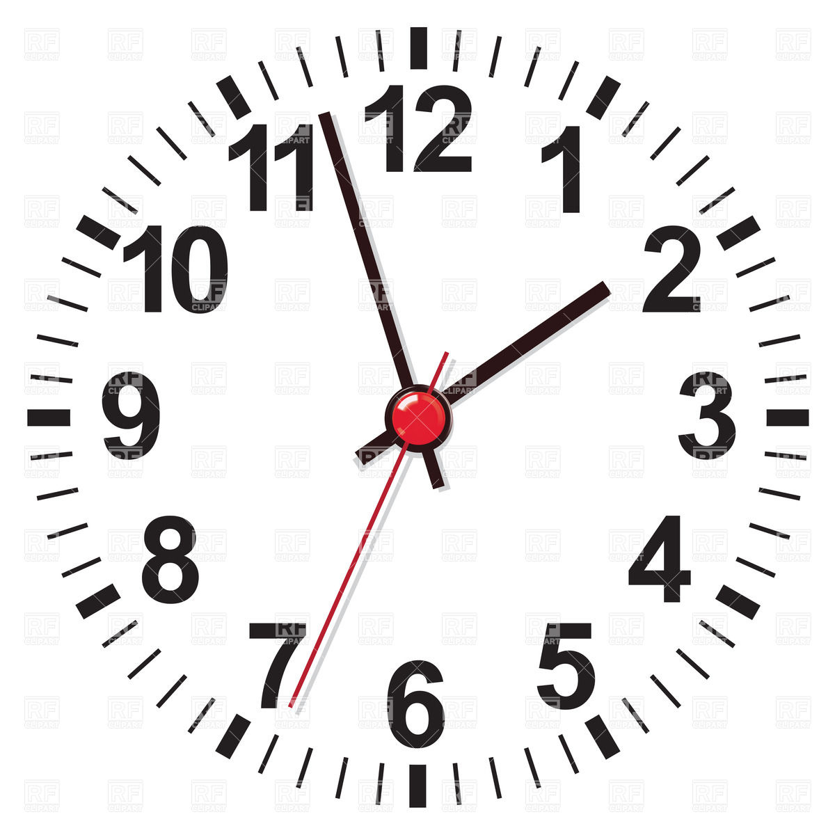 White Clock Face 27704 Objects Download -White Clock Face 27704 Objects Download Royalty Free Vector Clip-16