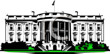 White House Clipart-Clipartlook.com-350