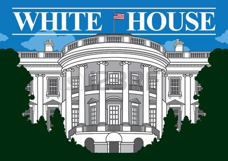 233,818 White House Cliparts, - White House Clipart