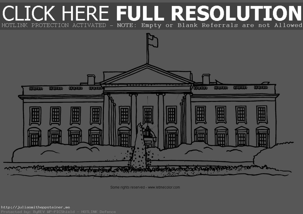 . ClipartLook.com Clipart Of  - White House Clipart
