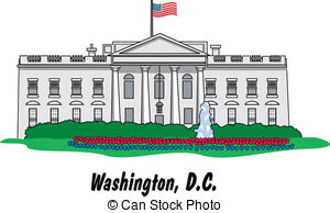 The White House In Washington, D.C. - Th-The White House In Washington, D.C. - The White House in.-3