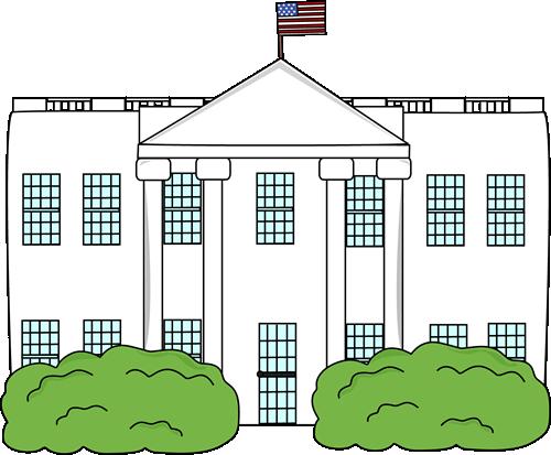 White House - White House Clipart
