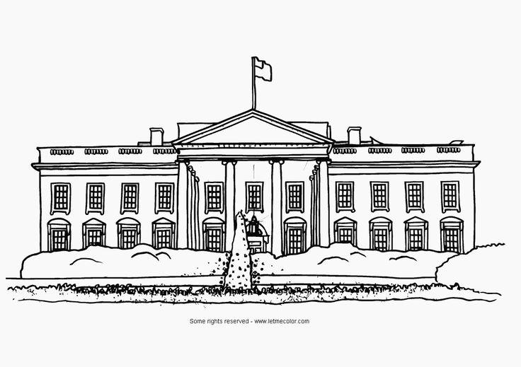 White House Clipart