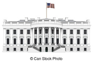 . ClipartLook.com White House South View-. ClipartLook.com White House South View - Digital illustration of the south.-18