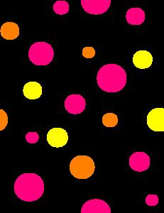 White Polka Dots Clip Art At Clker Com Vector Clip Art Online