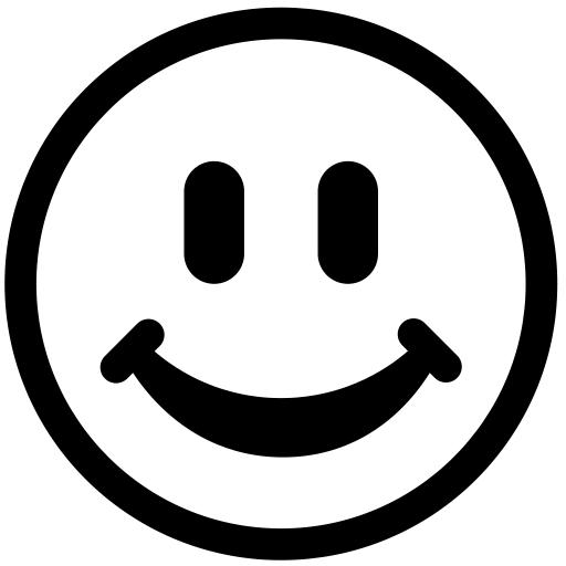 White smiley face clipart-White smiley face clipart-17