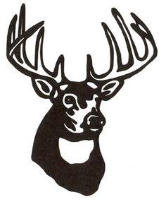 Whitetail Deer Clip Art-Whitetail Deer Clip Art-14