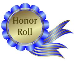 Who Earned Honor Roll And High Honor Roll During The Second Term