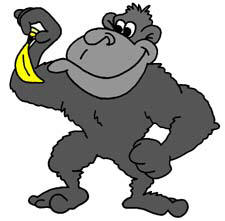 Why Sellers Choose Spencer. Why Sellers Choose Spencer. Sad Looking Gorilla Clipart