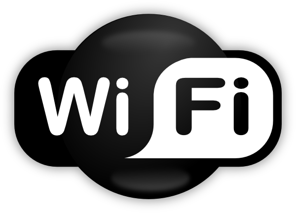 Download this image as: - Wifi Clipart