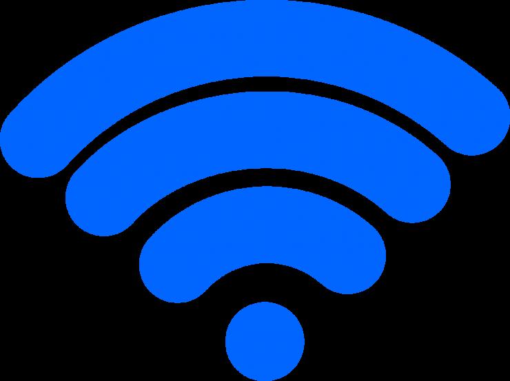 San Francisco WiFi - Wifi Clipart