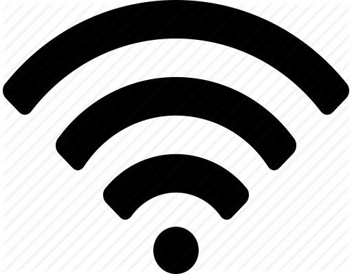 Wifi Clipart Black And White | Letters E-Wifi Clipart Black And White | Letters Example for Wifi Clipart Black And  White 22547-6