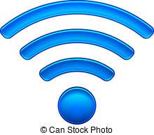 . ClipartLook.com Wireless Network Symbol wifi icon vector illustration.