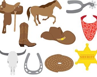 Wild West Clip Art-Wild West Clip Art-13