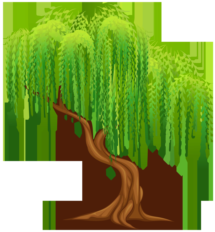 Willow Tree Clip Art